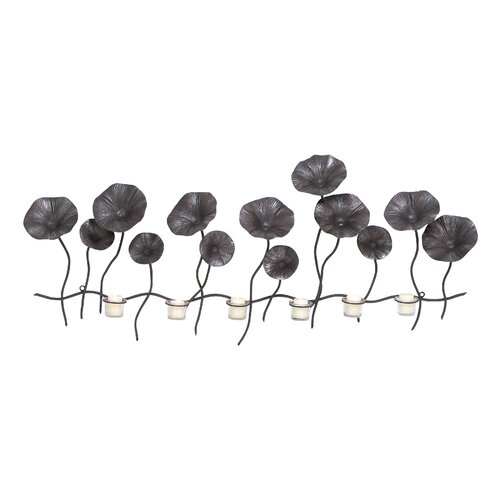 Woodland Imports Metal Sconce