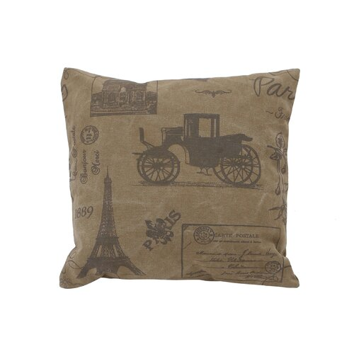 Woodland Imports Cotton Decorative Pillow