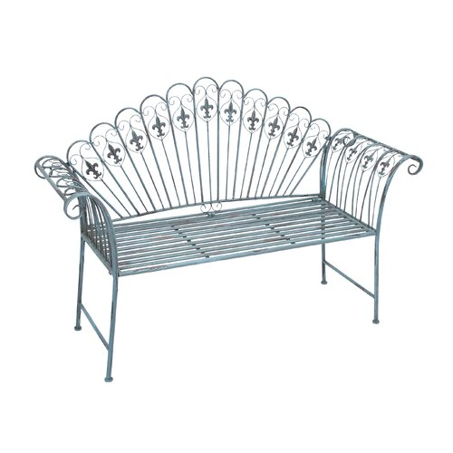 Jordan Manufacturing Maze Metal Garden Bench Reviews