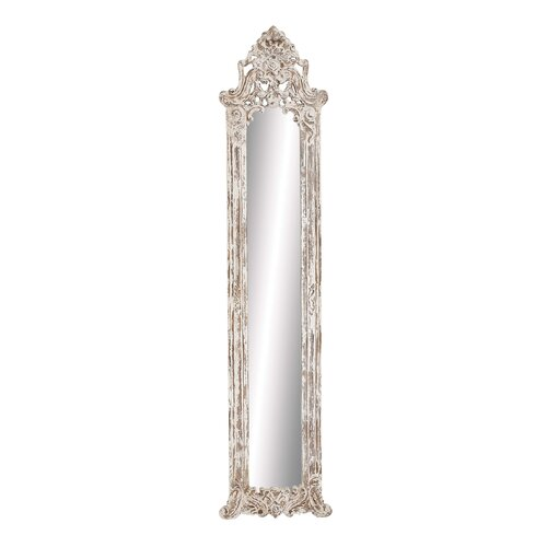 French Rectangular Wall Mirror