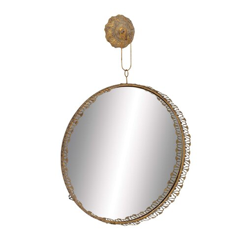 Solaris Elegant Hanging Wall Mirror