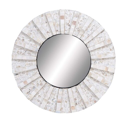 Inlay Assorted Wall Mirror (Set of 2)