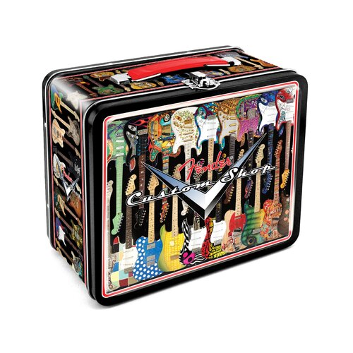 Aquarius Fender Dream Factory Lunchbox
