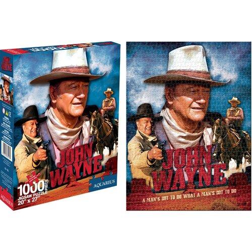 John Wayne Movie 1000 Piece Jigsaw Puzzle