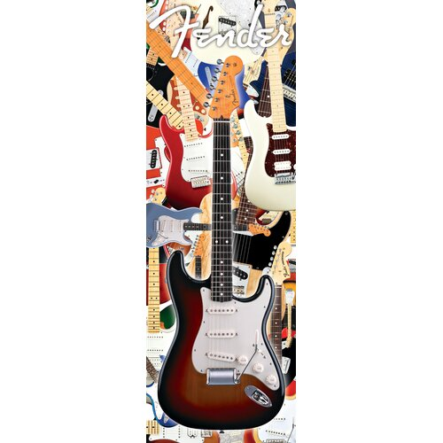 Fender Guitars 1000 Piece Jigsaw Puzzle