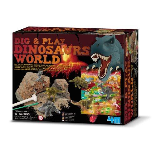 Dig and Play Dinosaur