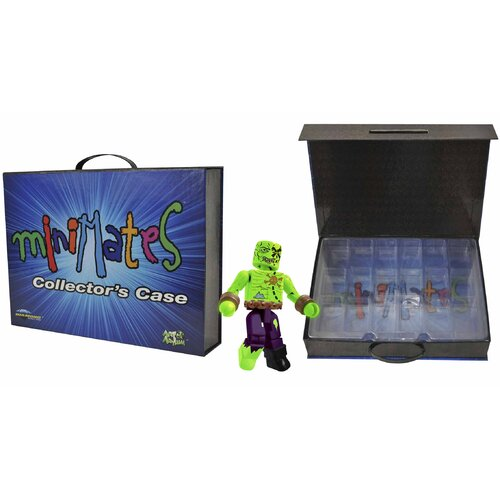 Diamond Selects Minimates Carry Case