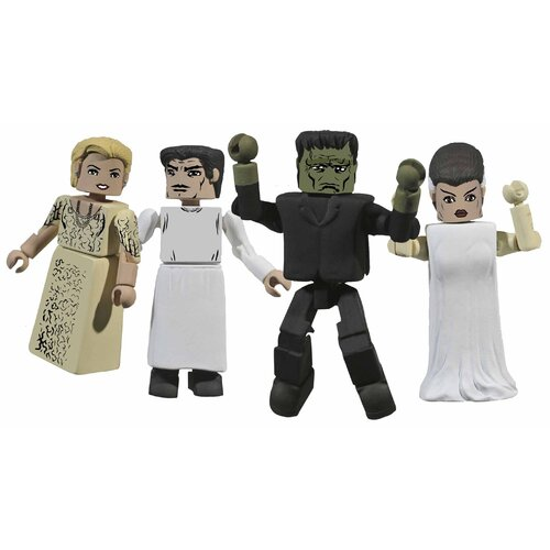 Diamond Selects Universal Monsters Frankenstein Minimates Box Set