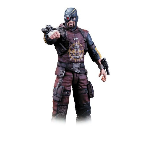 Diamond Selects DC Comics Batman: Arkham City Series 4 Deadshot Action Figure