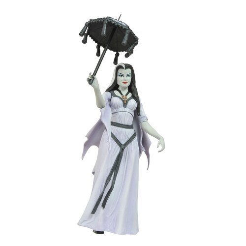 Diamond Selects Munsters Hot Rod Lily Action Figure