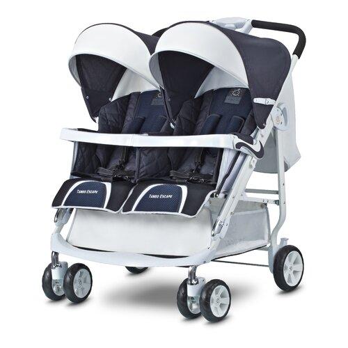 Tango Escape Double Stroller