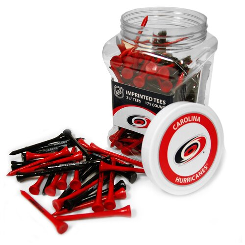 Team Golf NHL 175 Imprinted Tee Jar