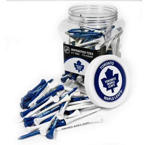 Team Golf NHL 175 Imprinted Tee Jar