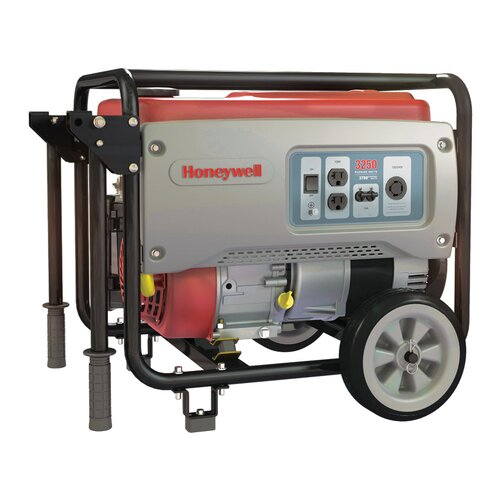 Honeywell Generators 5,500 Watt Portable Gas Powered Generator
