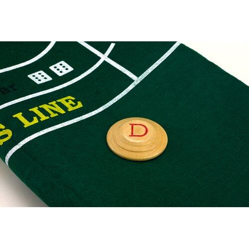 Sunnywood Game Layout (Texas Hold'Em/Craps)