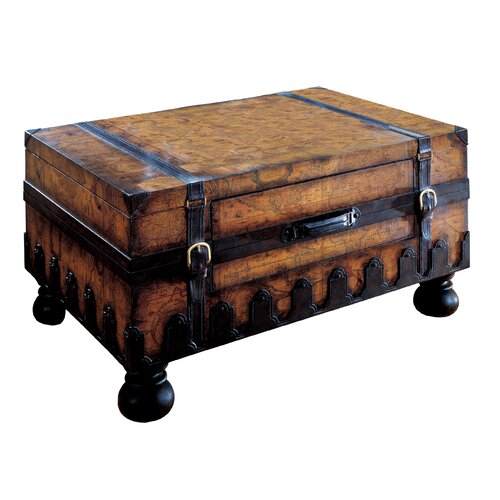 Butler Heritage Trunk Coffee Table Reviews Wayfair