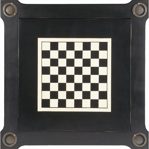 Butler Black Licorice Multi-Game Card Table
