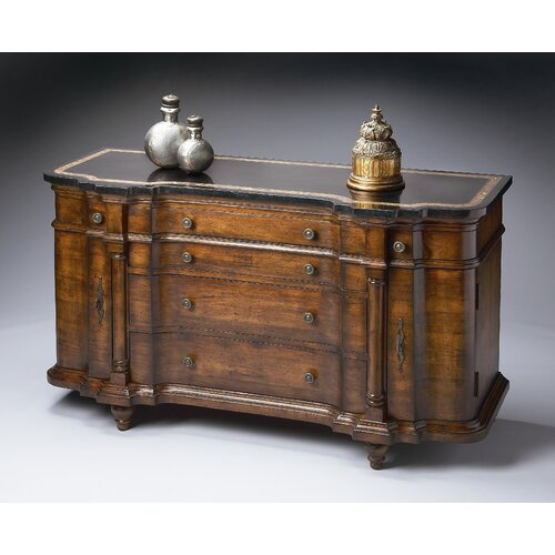 Butler Connoisseur's 6 Drawer Console Chest