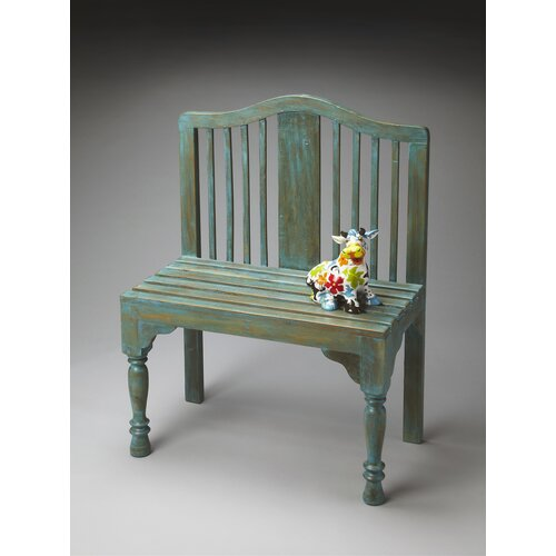 Butler Heritage Solid Wood Bench