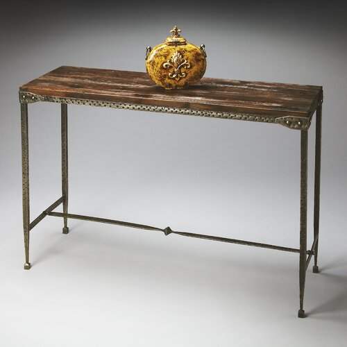 Mountain Lodge Accacia Console Table