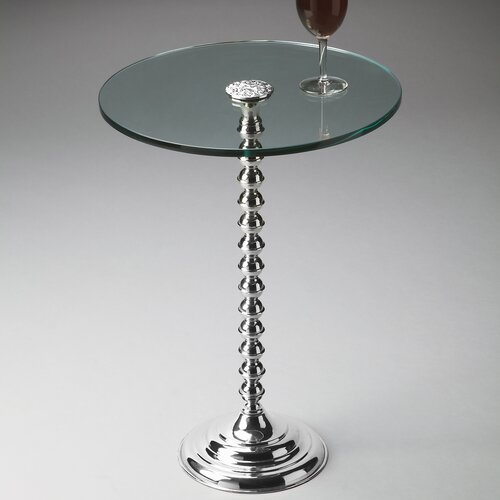 Modern Expressions Pedestal Telephone Table