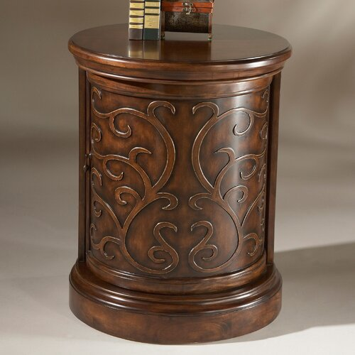 Butler Heritage Drum End Table