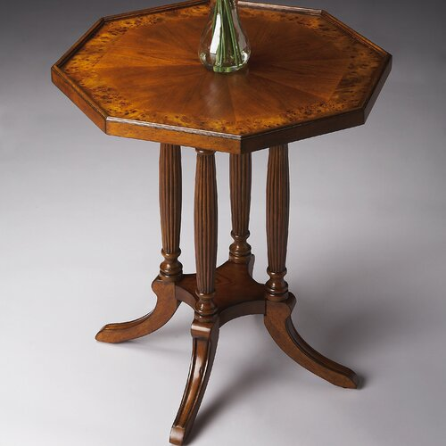Masterpiece Octagon Accent Table