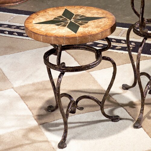 Butler Metalworks Small End Table