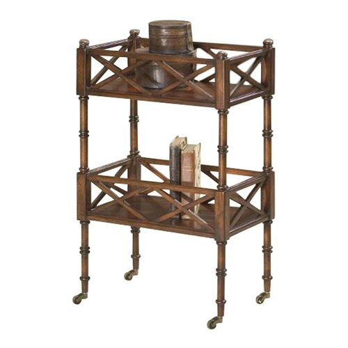 Butler Plantation Serving Cart