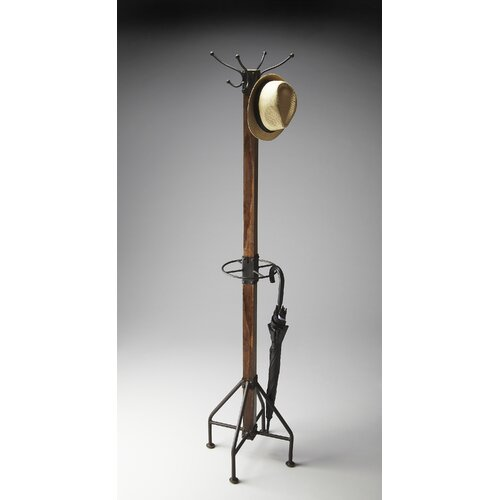 Mountain Lodge Costumer Coat Rack