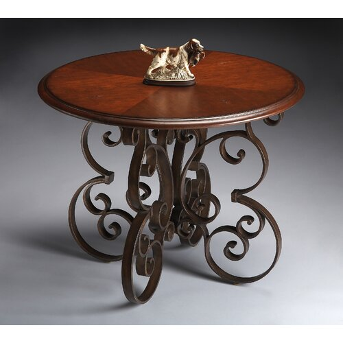 Metalworks Foyer End Table
