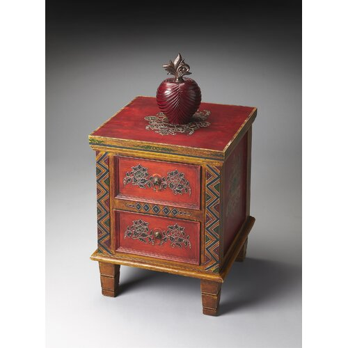 Artifacts Accent Chest