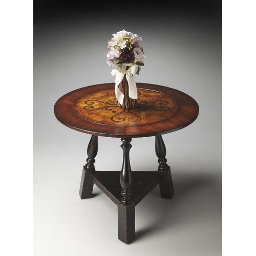 Connoisseur's Foyer End Table