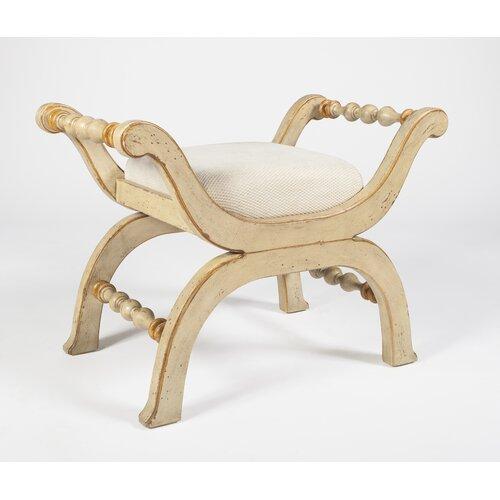 Artists' Originals Brianne Upholsterd Bench