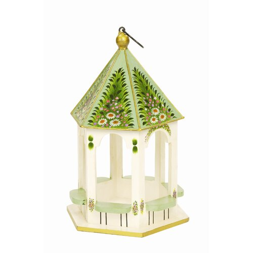 Victorian Gazebo Bird Feeder