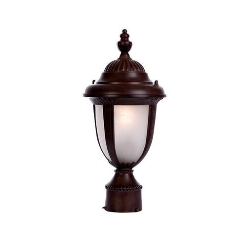 "Acclaim Lighting Monterey 1 Light 7.5"" Outdoor Post Lantern"