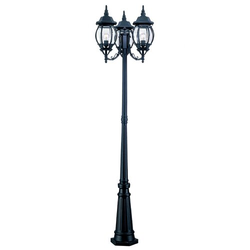 "Acclaim Lighting Chateau 3 Light 85"" Post Lantern Set"
