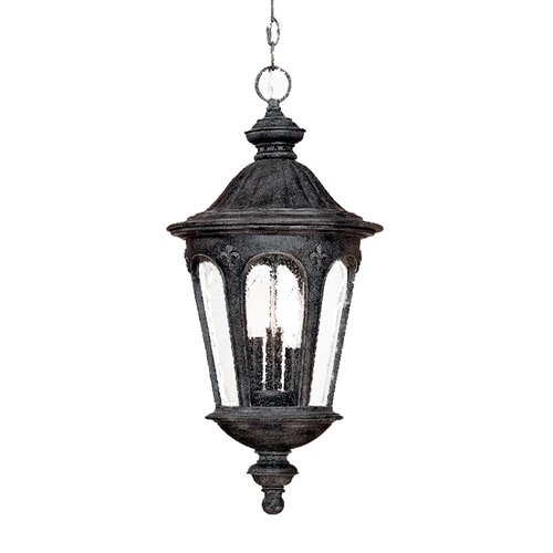 Acclaim Lighting Wyndham 3 Light Outdoor Hanging Lantern