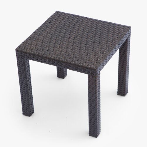 rst brands outdoor deco side table reviews wayfair
