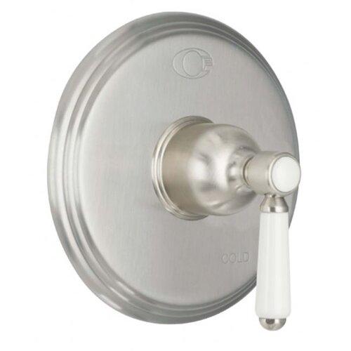 California Faucets Topanga Pressure Balance Shower Trim