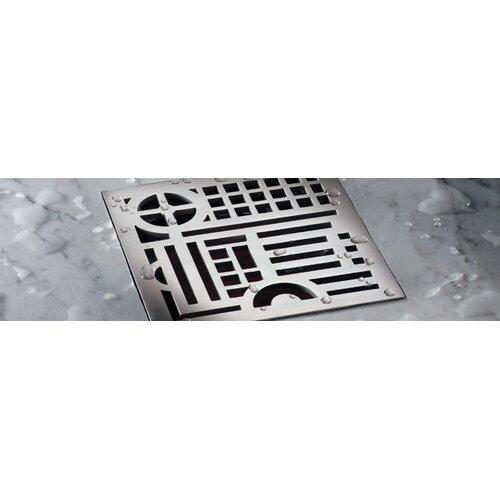 California Faucets Deco Line Decorative Trim Grid Only