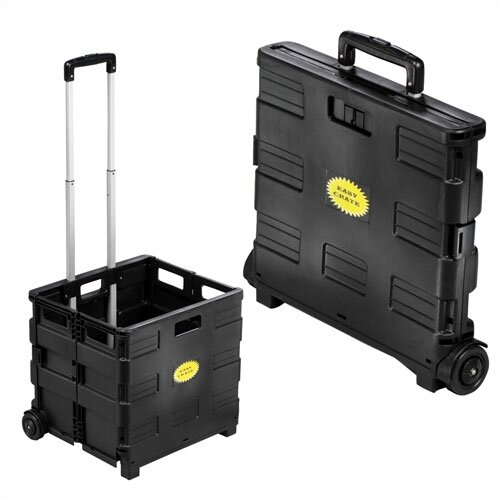 Hamilton Electronics EZ Crate Utility Shopping Cart