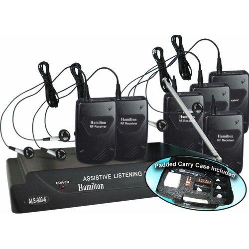 Hamilton Electronics Electronics Assistive Listening System