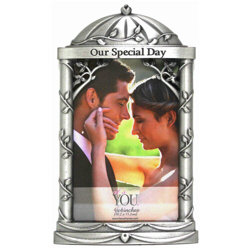 Wedding Keila Our Special Day Picture Frame