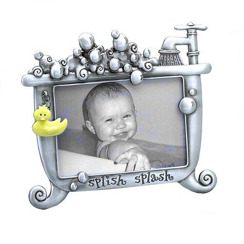 Expressions Lexi Baby Splish Splash Picture Frame