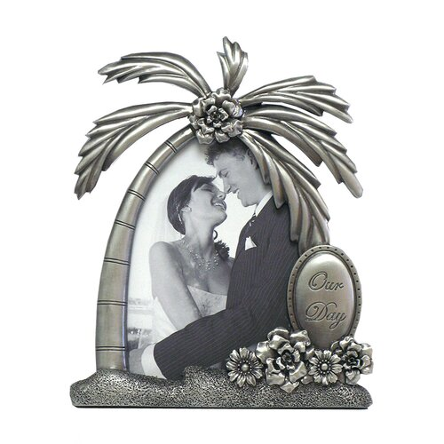 Wedding Liza Our Day Picture Frame