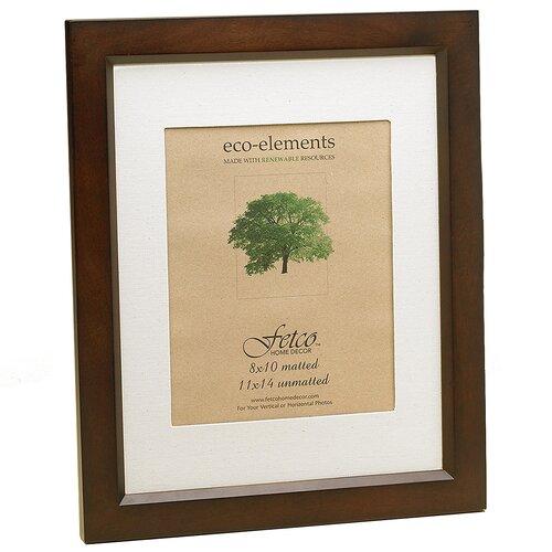 Fetco Home Decor Eco Woods Logan Picture Frame & Reviews