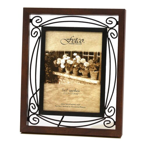 Fetco Home Decor Tuscan Collington Picture Frame & Reviews