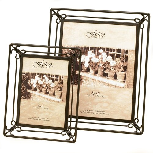 Fetco Home Decor Tuscan Linwood Picture Frame & Reviews