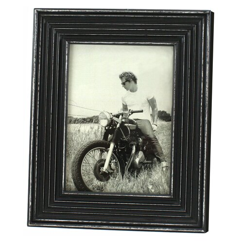 Fetco Home Decor Fashion Woods Elwood Touch Photo Frame